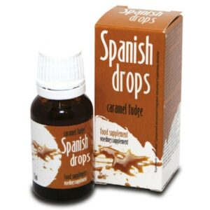 SPANISH DROPS KARAMELFUDGE