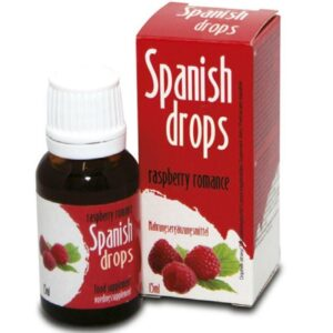 SPANISH DROPS RASPBERRY ROMANCE