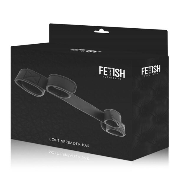 FETISH SUBMISSIVE SOFT SPREADER BAR