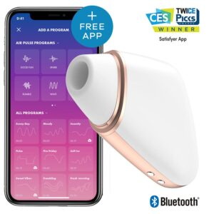 SATISFYER CONNECT - LOVE TRIANGLE VIT