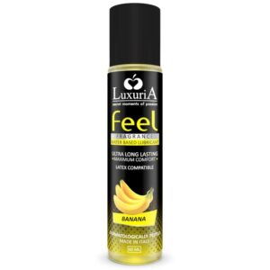 LUXURIA FEEL BANAN GLIDMEDEL 60 ML