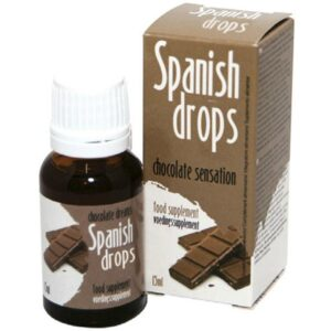 SPANISH DROPS CHOCOLATE SENSATION