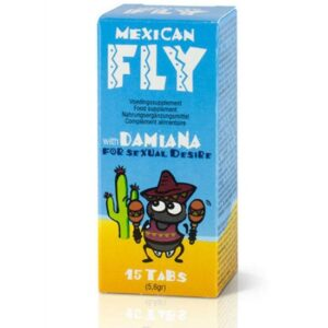 Cobeco Pharma Mexican Fly 15tabs